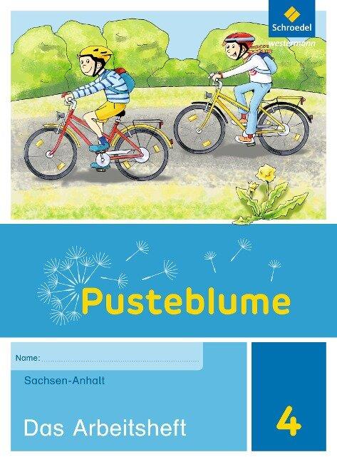 Pusteblume. Das Sachbuch 4. Arbeitsheft. Sachsen-Anhalt -