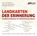 Landkarten der Erinnerung - Peter Autengruber, Johannes Sachslehner