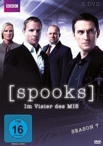 Spooks - Im Visier des MI5 - Season 7 -