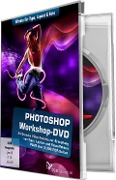 Photoshop-Workshop-DVD - Effekte für Typo, Layout & Foto -