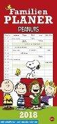 Peanuts Familienplaner - Kalender 2018 -