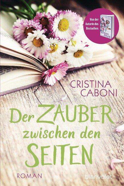 Der Zauber zwischen den Seiten - Cristina Caboni