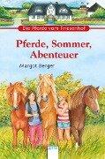 Pferde, Sommer, Abenteuer - Margot Berger