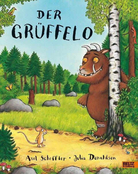 Der Grüffelo - Axel Scheffler, Julia Donaldson
