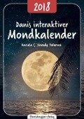Danis interaktiver Mondkalender 2018 - Daniela C. Hamdy-Palermo