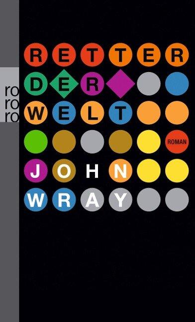 Retter der Welt - John Wray