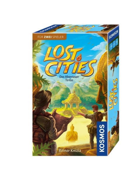 Lost Cities - Abenteuer to go -