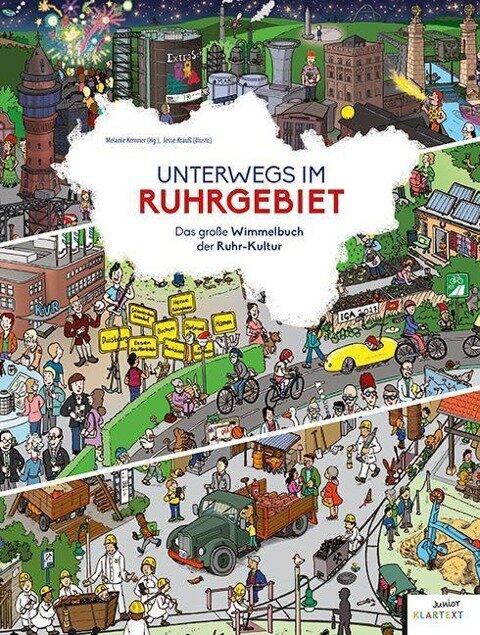 Unterwegs im Ruhrgebiet -