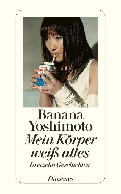 Mein Körper weiß alles - Banana Yoshimoto