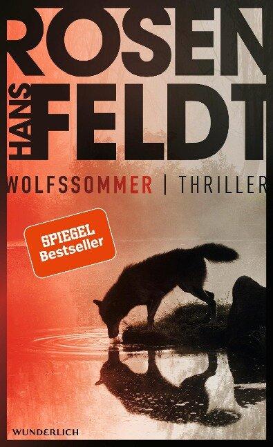 Wolfssommer - Hans Rosenfeldt