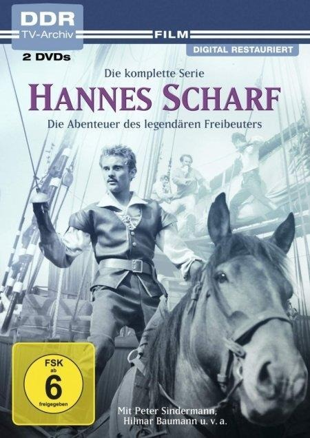 Hannes Scharf -