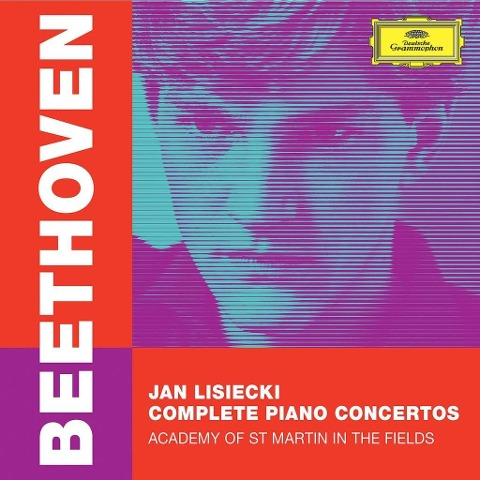 Beethoven: Complete Piano Concertos - Jan Lisiecki Academy Of St Martin In The Fields