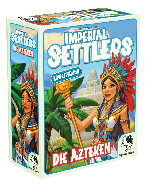 Imperial Settlers - Die Azteken (Erweiterung) -