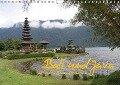 Bali und Java ~ mit indonesischen Weisheiten (Wandkalender 2018 DIN A4 quer) - Karin Myria Pickl