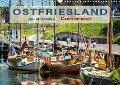 Ostfriesland - der alte Hafen Carolinensiel (Wandkalender 2018 DIN A3 quer) - Peter Roder