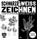Schwarz & Weiß zeichnen - Deborah Velasquez
