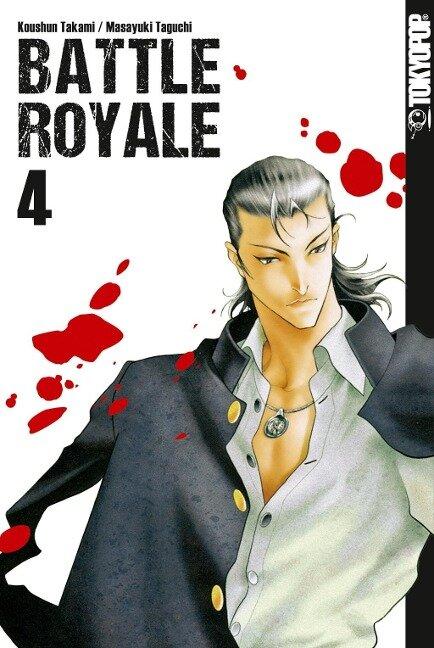 Battle Royale Sammelband 04 - Koushun Takami, Masayuki Taguchi