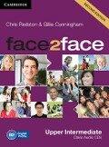 face2face. Upper-Intermediate. 3 Class Audio-CDs -