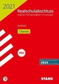 STARK Original-Prüfungen Realschulabschluss 2021 - Chemie - Sachsen -