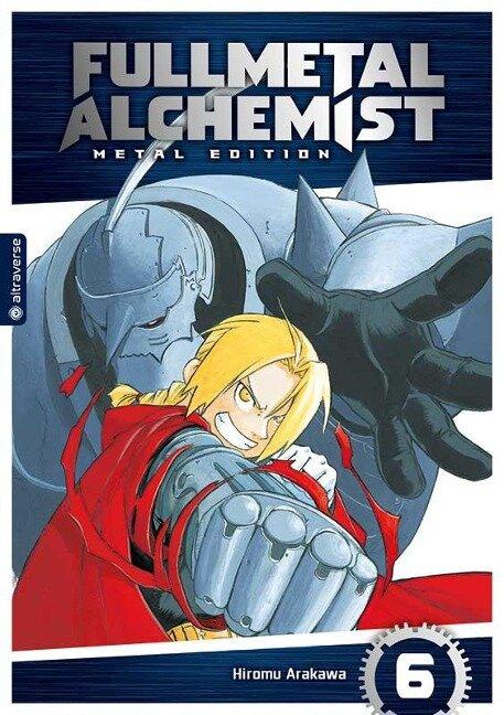 Fullmetal Alchemist Metal Edition 06 - Hiromu Arakawa
