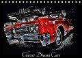 Classic Dream Cars (Tischkalender 2018 DIN A5 quer) Dieser erfolgreiche Kalender wurde dieses Jahr mit gleichen Bildern und aktualisiertem Kalendarium wiederveröffentlicht. - Peter Härlein