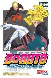 Boruto - Naruto the next Generation 8 - Masashi Kishimoto, Ukyo Kodachi, Mikio Ikemoto