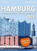Hamburg 2019 Abreißkalende - Simone Glöckler