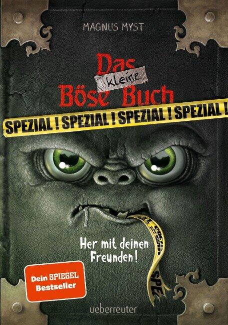 Das kleine Böse Buch - Spezial - Magnus Myst