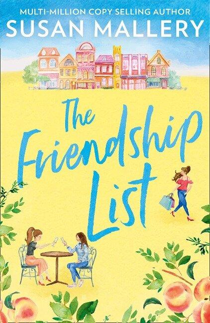 The Friendship List - Susan Mallery