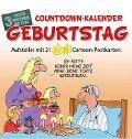 Countdown-Kalender Geburtstag - Uli Stein