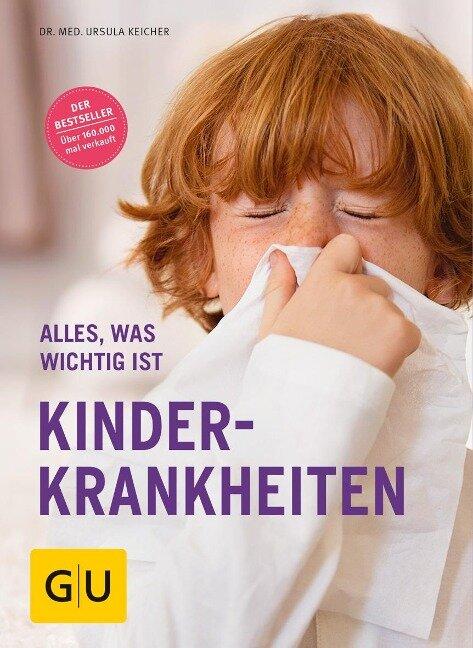 Kinderkrankheiten - Ursula Keicher