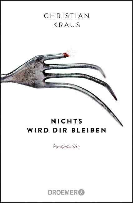 Nichts wird dir bleiben - Christian Kraus