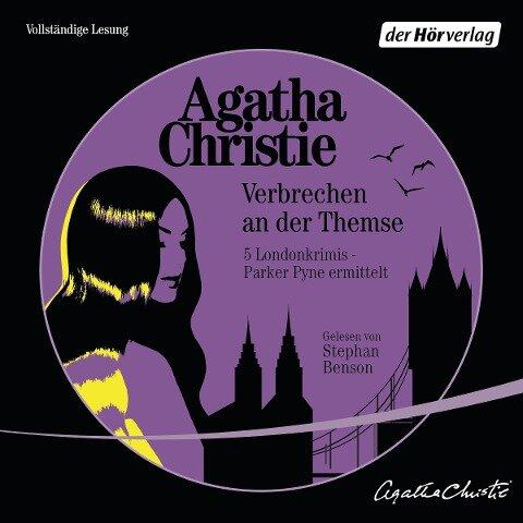 Verbrechen an der Themse - Agatha Christie