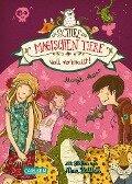 Die Schule der magischen Tiere 8: Voll verknallt! - Margit Auer
