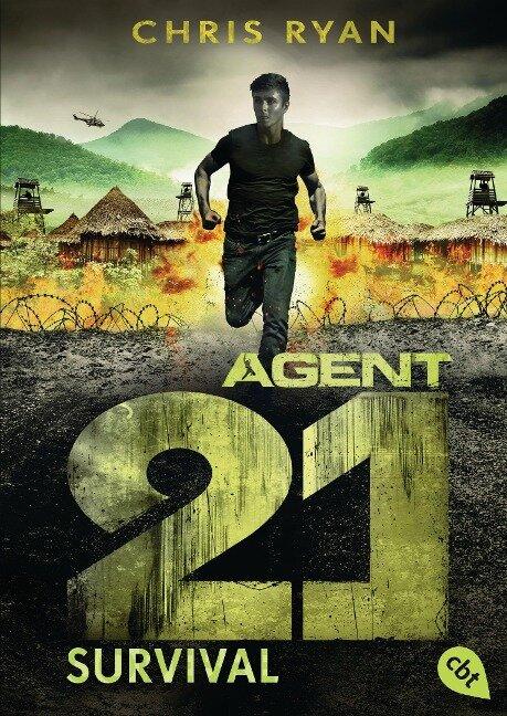 Agent 21 - Survival - Chris Ryan