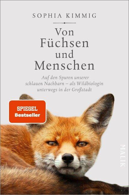 Von Füchsen und Menschen - Sophia Kimmig