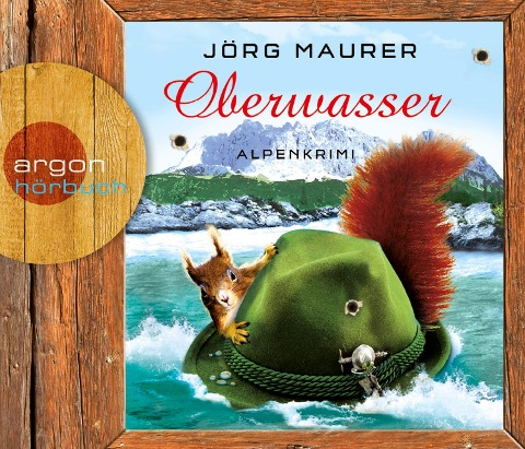 Oberwasser (Hörbestseller) - Jörg Maurer