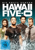 Hawaii Five-O (2010) - Season 1 (6 Discs, Multibox) -