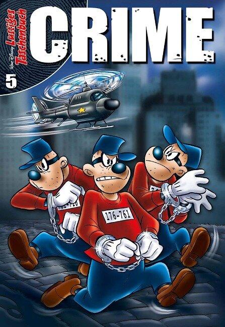 Lustiges Taschenbuch Crime 05 - Disney