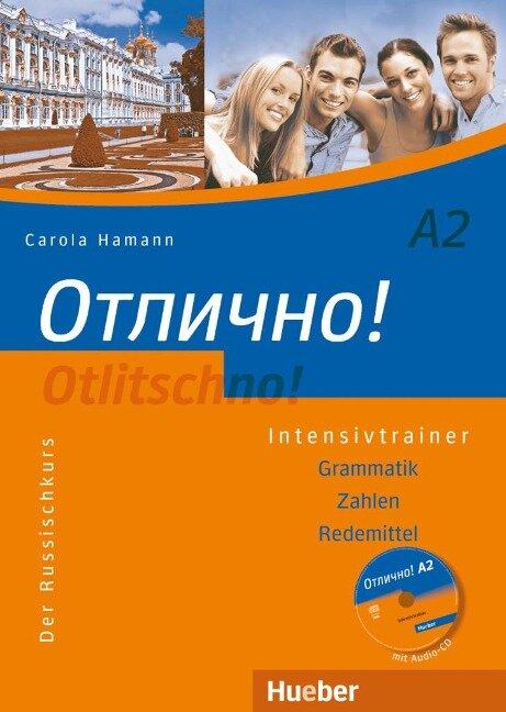 Otlitschno! A2 - Carola Hamann