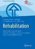 Rehabilitation -