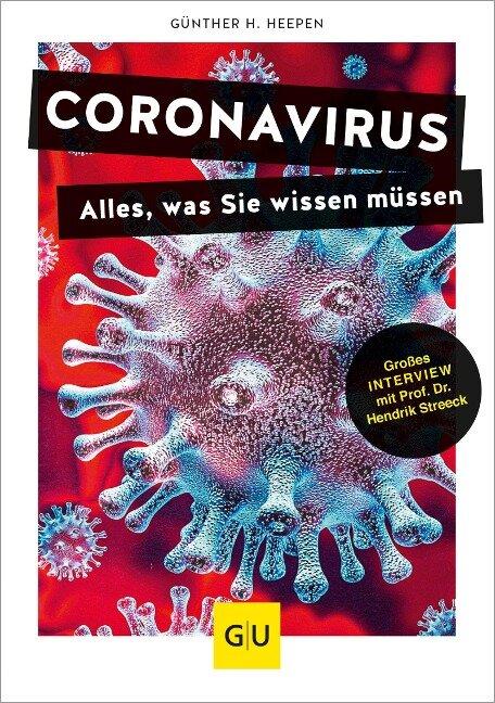 Coronavirus - Günther H. Heepen, Hendrik Streeck