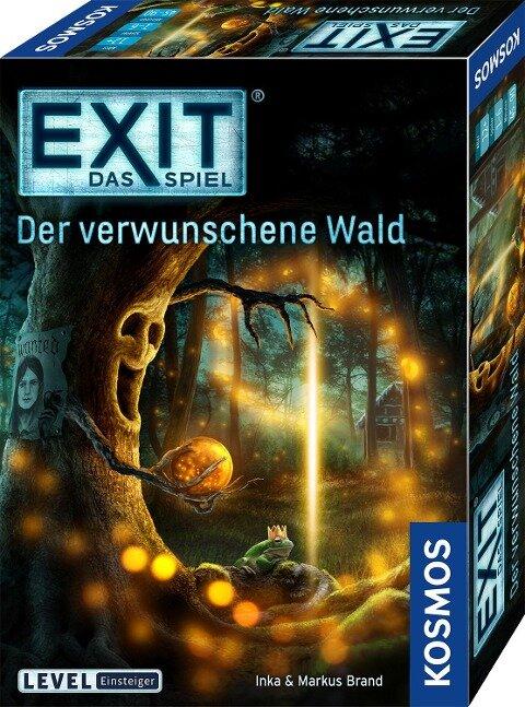EXIT Das Spiel - Der verwunschene Wald -