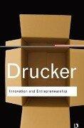 Innovation and Entrepreneurship - Peter Drucker