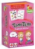 Tam Tam Englische Wörter -