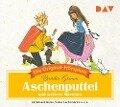 Aschenputtel und weitere Märchen - Jacob Grimm, Wilhelm Grimm