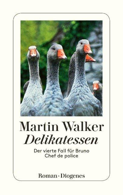 Delikatessen - Martin Walker