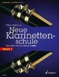 Neue Klarinettenschule 1 - Willy Schneider