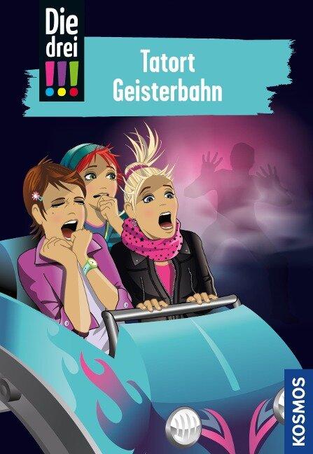 Die drei !!!, 67, Tatort Geisterbahn (drei Ausrufezeichen) - Mira Sol