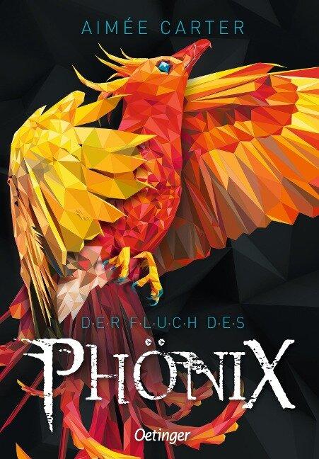 Der Fluch des Phönix - Aimée Carter